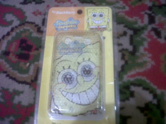 spongebob net case onyx